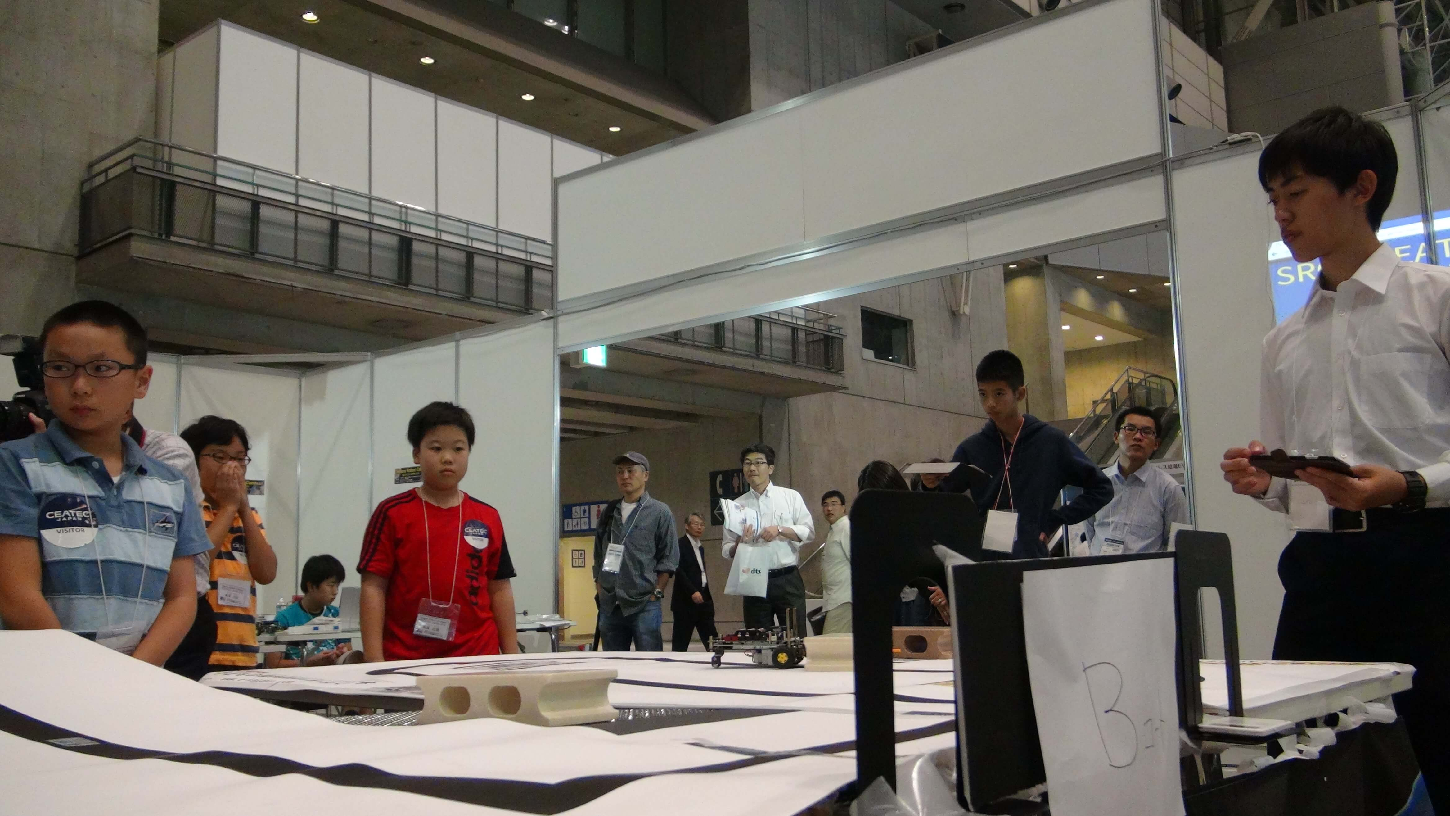 SRC@CEATEC JAPAN2015(1)